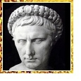 Gaius Julius Caesar Augustus and the Rome lottery