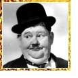 Oliver Hardy and his love of gin rummy